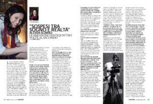 Alessia Scarso regista italiana donna montatrice