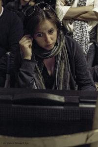 Alessia Scarso regista italiana donna set film Italo