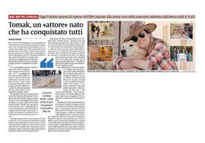 Alessia Scarso regista italiana donna film Italo scicli rassegna stampa marco bocci tomak massimo perla la sicilia