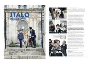 Alessia Scarso regista italiana donna film Italo scicli rassegna stampa marco bocci freetime storia d'amore