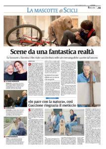 Alessia Scarso regista italiana donna film Italo scicli rassegna stampa marco bocci piero guccione leo gullotta la sicilia