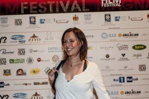 Alessia Scarso regista italiana donna film Italo Magna Graecia Film Festival