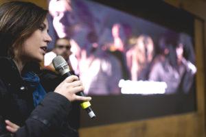 Alessia Scarso regista italiana donna film Italo Expo Milano