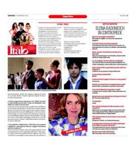 Alessia Scarso regista italiana donna film Italo scicli rassegna stampa in roma