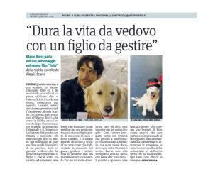Alessia Scarso regista italiana donna film Italo scicli rassegna stampa metronews