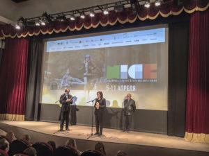 Alessia Scarso regista italiana donna film Italo NICE Russia Mosca