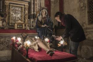 Alessia Scarso regista italiana donna docufilm Vasa Vasa tradizione popolare Pasqua
