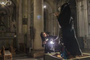Alessia Scarso regista italiana donna set docufilm Vasa Vasa