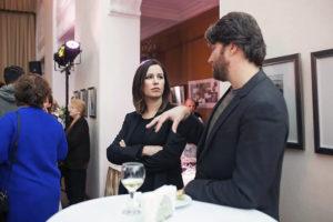 Alessia Scarso regista italiana donna giuria festival Listapad Minsk Bielorussia
