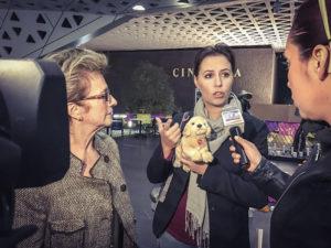 Alessia Scarso regista italiana donna film Italo intervista Cineteca Città del Messico