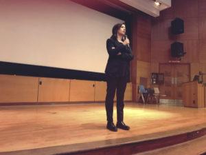 Alessia Scarso regista italiana donna film Italo docufilm Vasa Vasa USA Italian Film Festival Cleveland