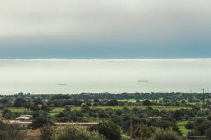 Alessia Scarso fotografa paesaggio lupa mare navi barche iblei