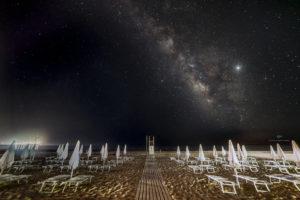 Alessia Scarso astrofotografa astrofotografia via lattea giove maganuco modica lido