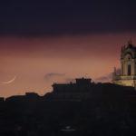Alessia Scarso astrofotografa astrofotografia modica luna 2% epod usra nasa