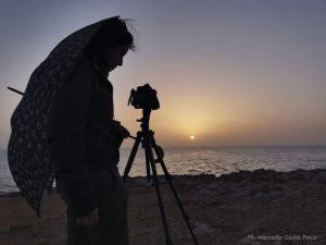 Alessia Scarso astrofotografa