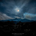 Alessia Scarso astrofotografa astrofotografia Etna eclissi di luna Astronomy photographer of the year royal observatory greenwich londra