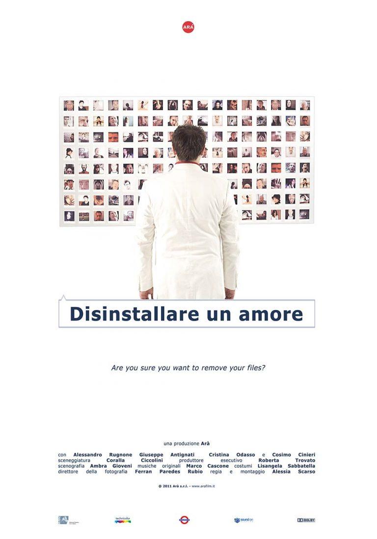 Alessia Scarso regista italiana donna cortometraggio Disinstallare un amore cinema italiano