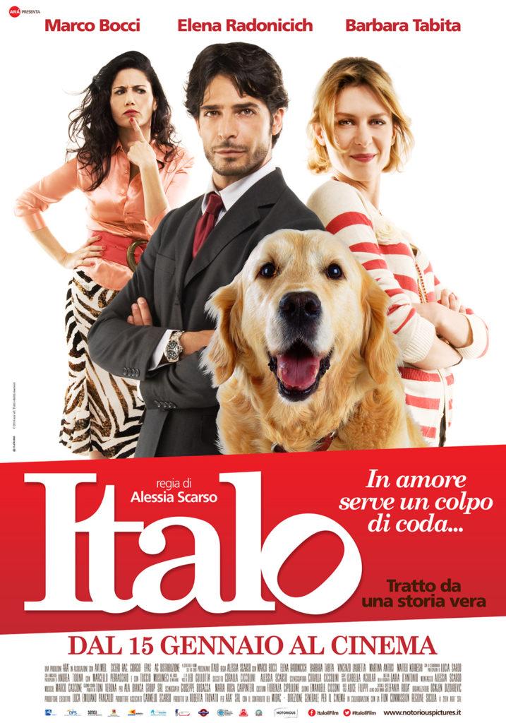 Alessia Scarso regista italiana donna film Italo locandina marco bocci barbara tabita elena radonicich cane cinema italiano