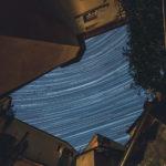 Alessia Scarso astrofotografa astrofotografia Startrail cortile Bologna durante lockdown da Covid-19 bonus epod usra nasa