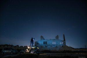 alessia scarso regista italiana donna astrofotografa fornace penna mannara di Montalbano stabilimento bruciato scicli