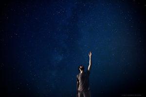 Alessia Scarso astrofotografa astrofotografia via lattea