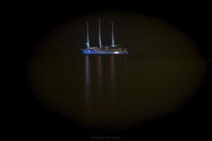 Alessia Scarso fotografa Sailing Yacht A imbarcazione di lusso Porto turistico di Marina di Ragusa