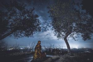 Astrofotografa Alessia Scarso astrofotografia san francesco san damiano stelle cielo stellato sora luna e le stelle assisi umbria