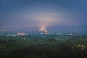 Astrofotografa Alessia Scarso astrofotografia san francesco santa maria degli angeli alba paesaggio