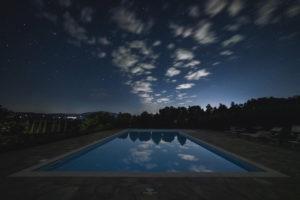 Astrofotografa Alessia Scarso astrofotografia specchio riflessioni nuvole stelle cielo