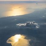 Alessia Scarso astrofotografa bracciano martignano corsica arcipelago toscano raggi crepuscolari mare cielo