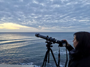 Alessia Scarso regista astrofotografa