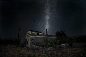 alessia scarso astrofotografa astrofotografia via lattea minciucci
